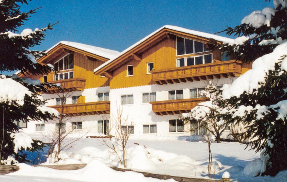 Landhaus Laih in Grafenau