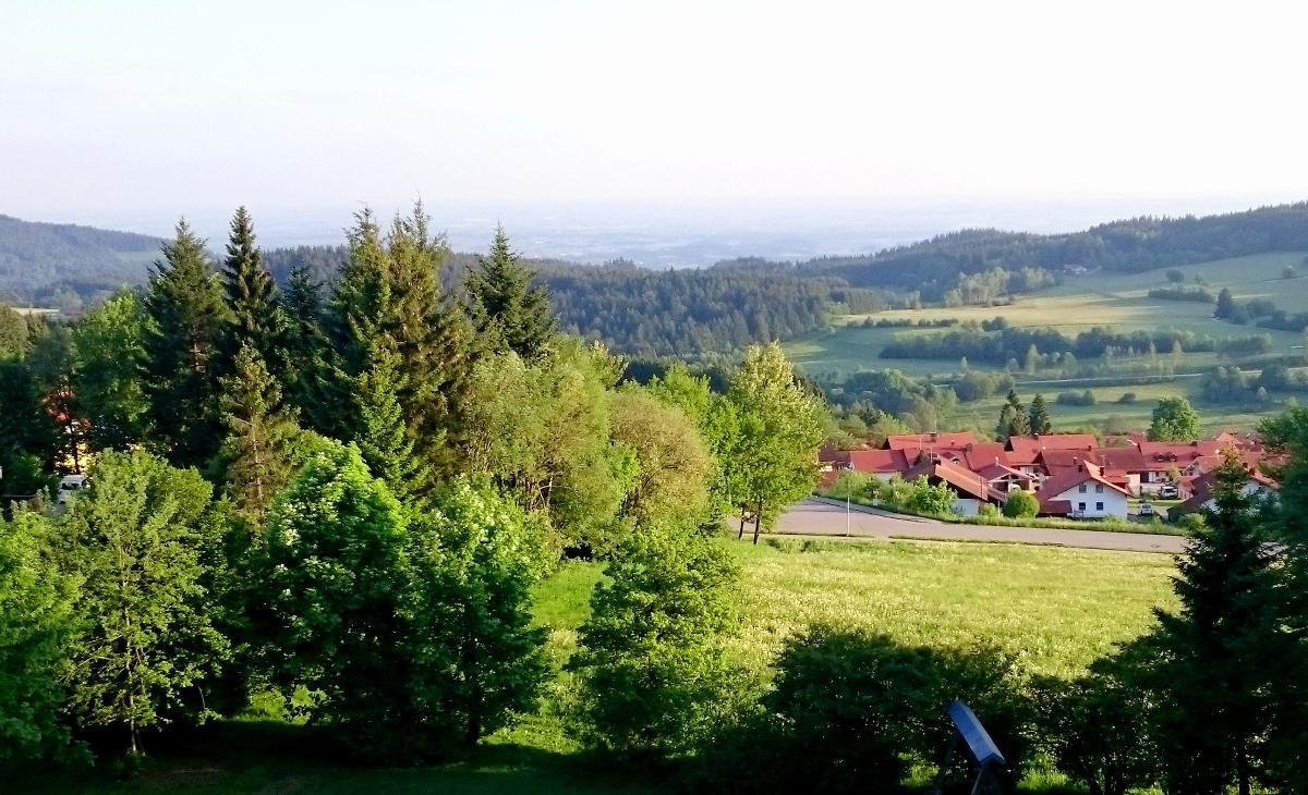 Ferienwohnung Donautalblick in Sankt Englmar