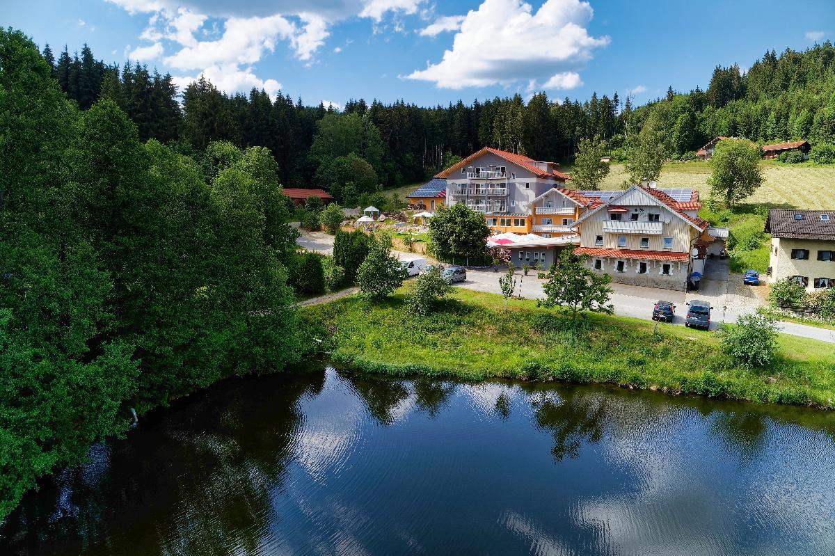 Wellnesshotel Auszeit in Achslach