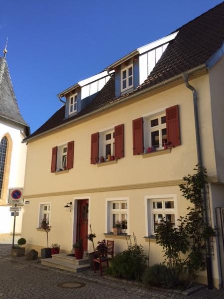 Ferienwohnung Bärenhaus in Bad Staffelstein