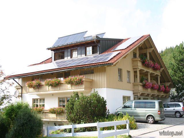 Haus Vierjahreszeiten in Bodenmais