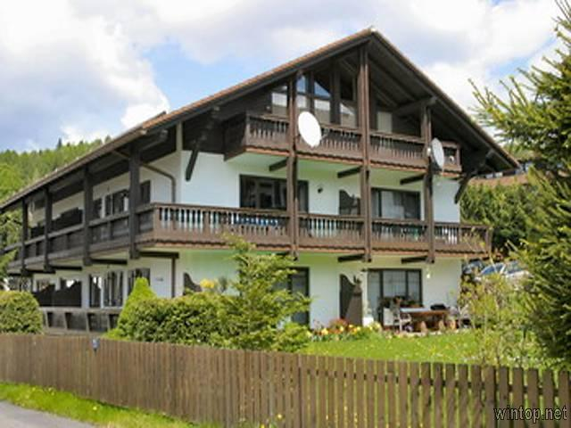 Ferienwohnung Am Hüttenweg in Bodenmais