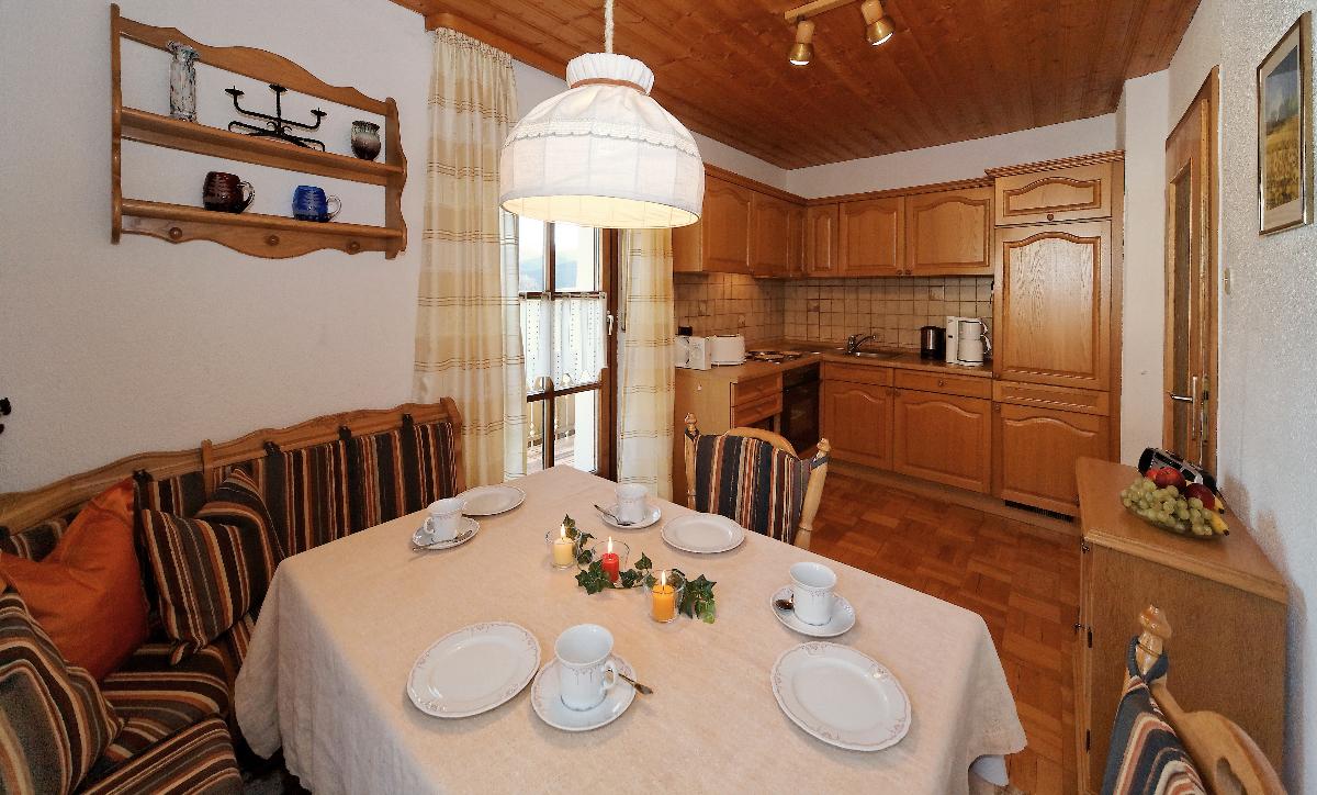 Ferienwohnungen am Arber - Haus Arber- in Lohberg