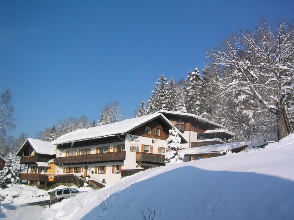 Gästehaus Moser in Lohberg