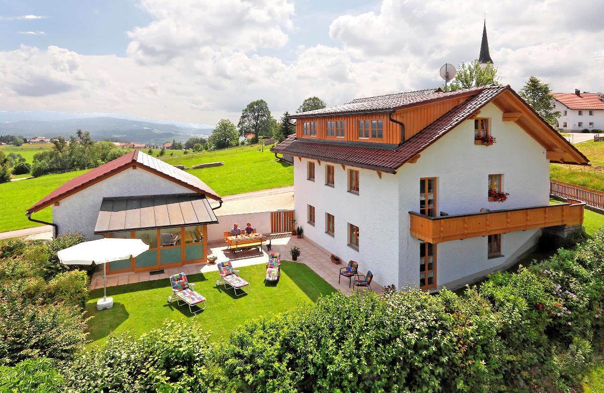 Ferienhaus Lusenblick in Freyung