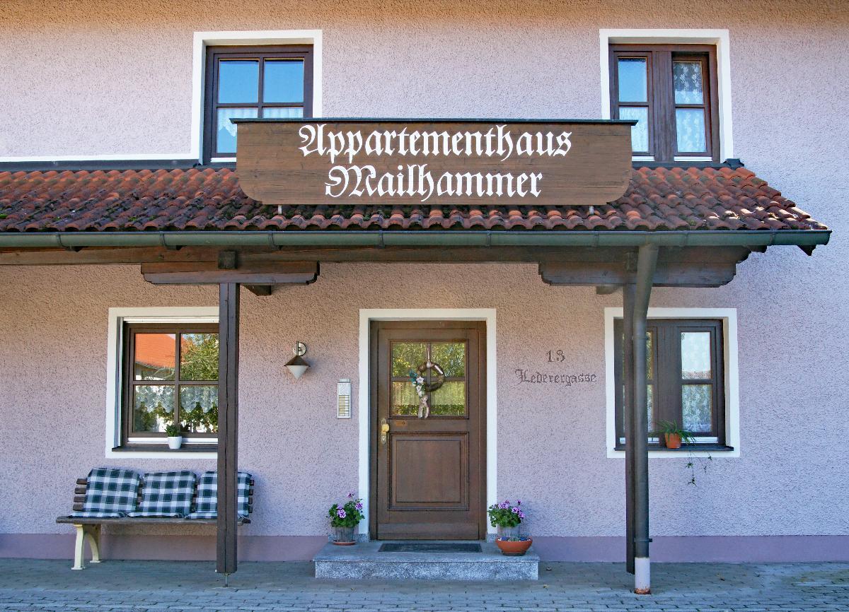 Appartementhaus Mailhammer in Bad Füssing