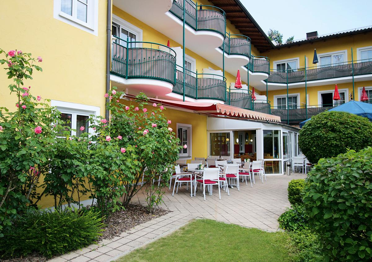 Hotel Promenade in Bad Füssing
