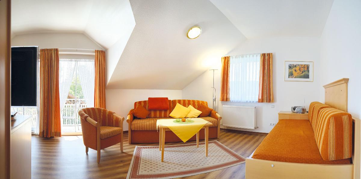 Appartementhaus Maximilian in Bad Füssing