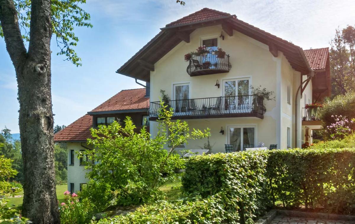 Waldhaus in Waldkirchen