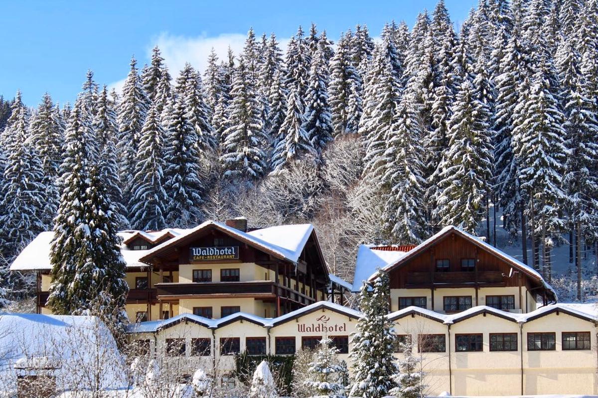 Waldhotel Seebachschleife in Bayerisch Eisenstein