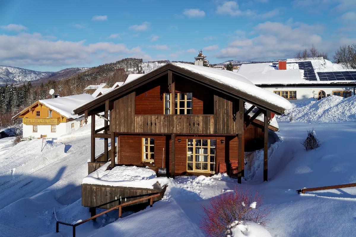 Ferienhaus Hirschkopf in Mauth
