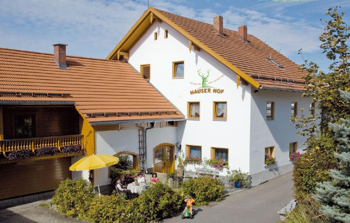 Wellness Hauser Hof in Waldkirchen