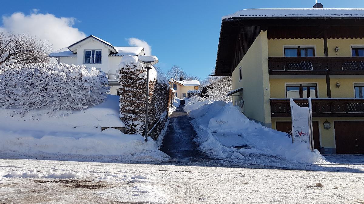 Ferienhaus Weps in Arnbruck