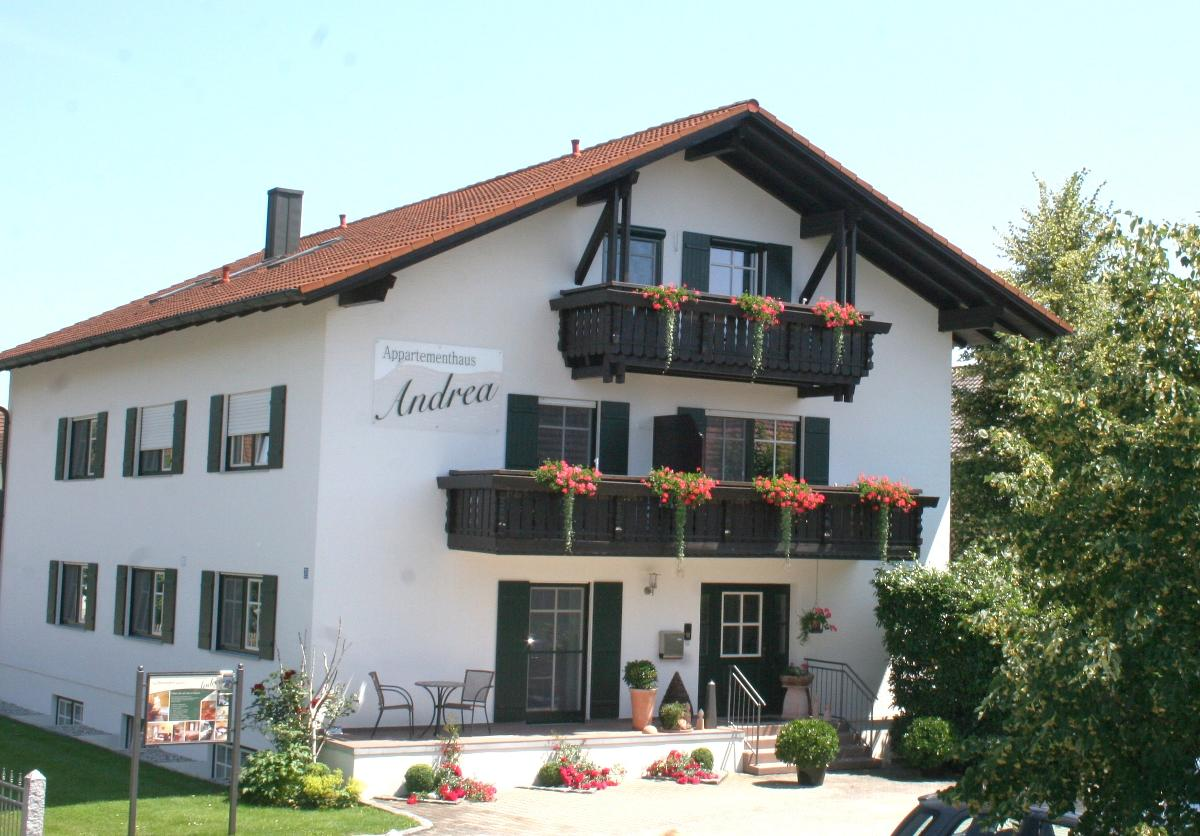 Appartementhaus Andrea in Bad Füssing