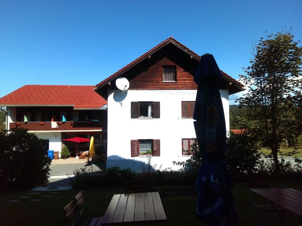 Cafe und Pension Waldblick in Spiegelau