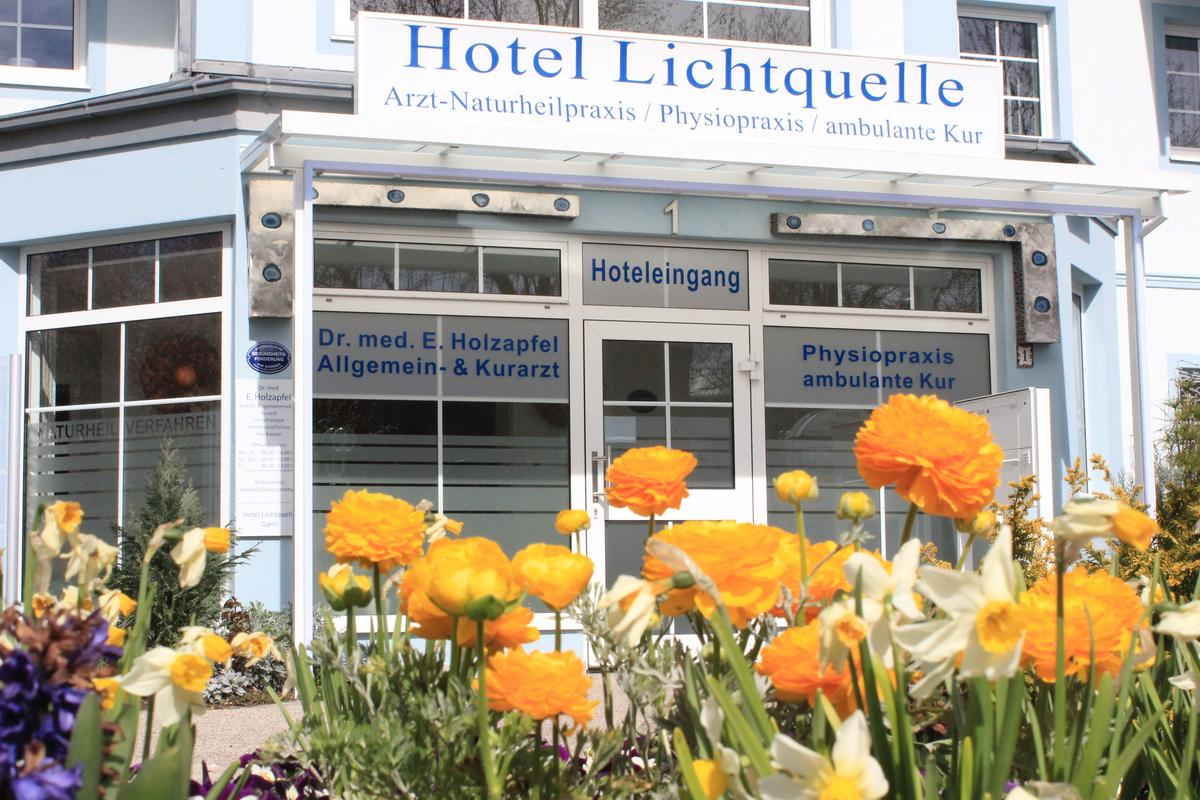 Kurhotel Lichtquelle in Bad Füssing