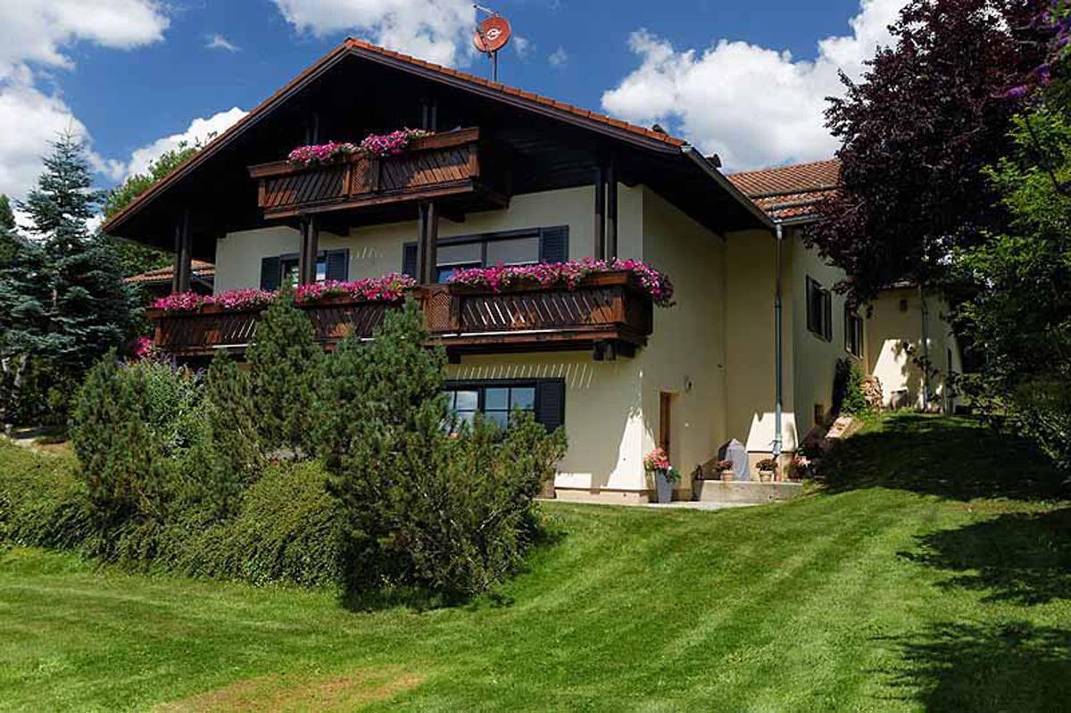 Landhaus am Nationalpark (Krieger) in Lindberg