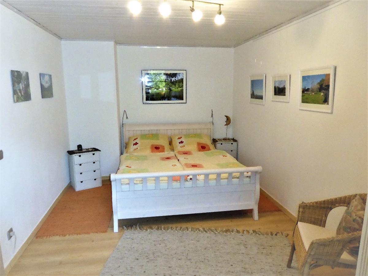 Öko-Ferienwohnung im Landhaus Hübner in Neukirchen