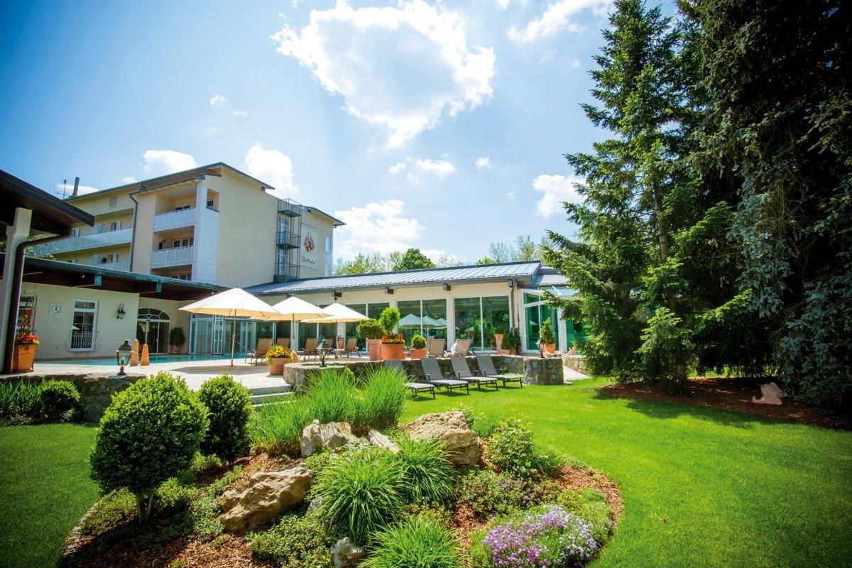 Thermenhotel Quellenhof in Bad Füssing