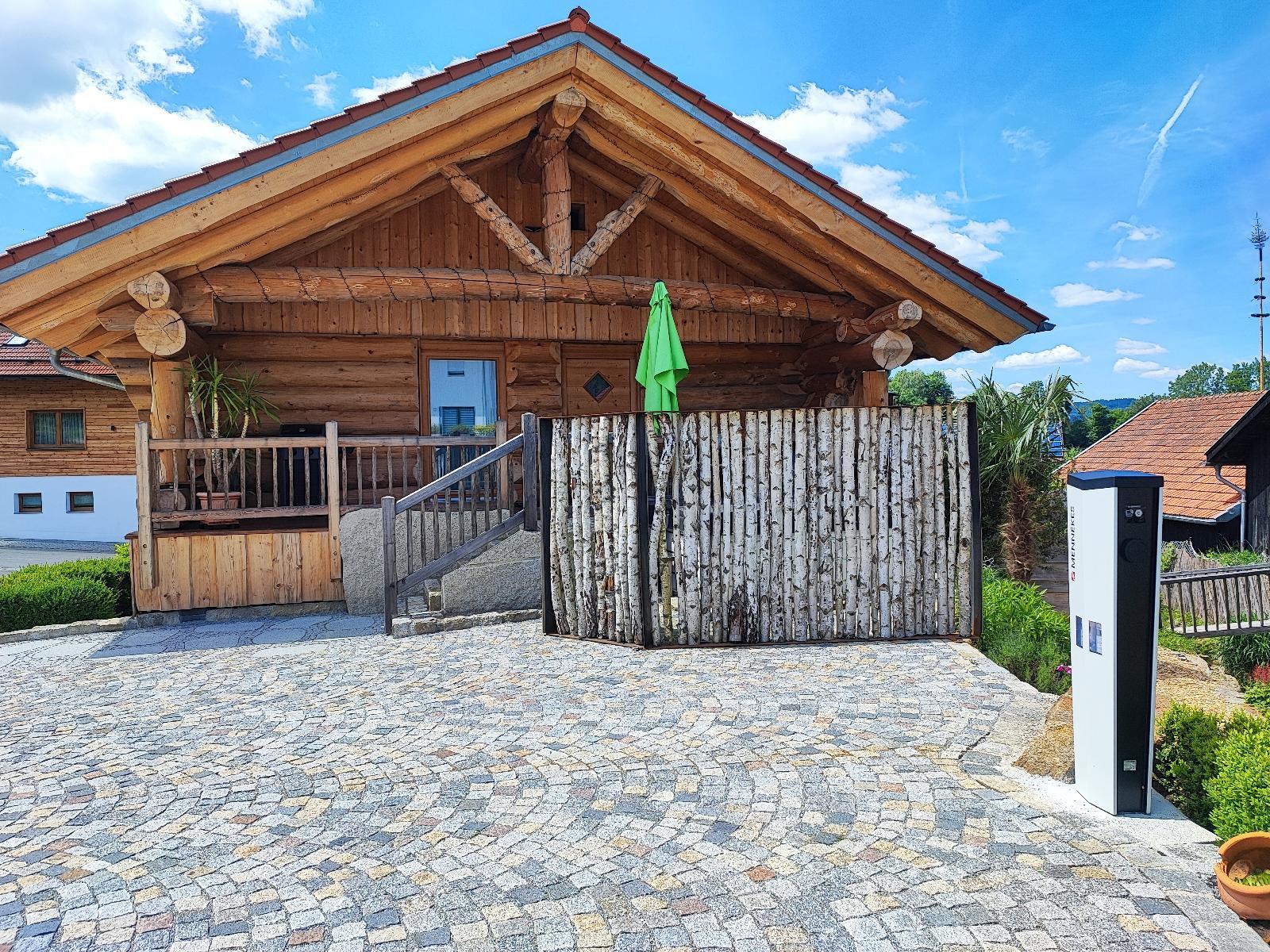Willis Hütte in Zachenberg