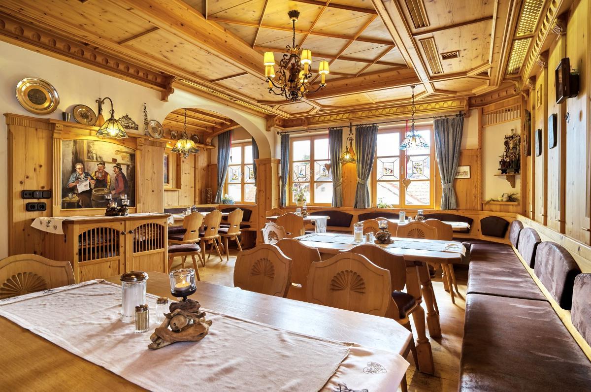 Wander- u. Aktivhotel Adam-Bräu in Bodenmais
