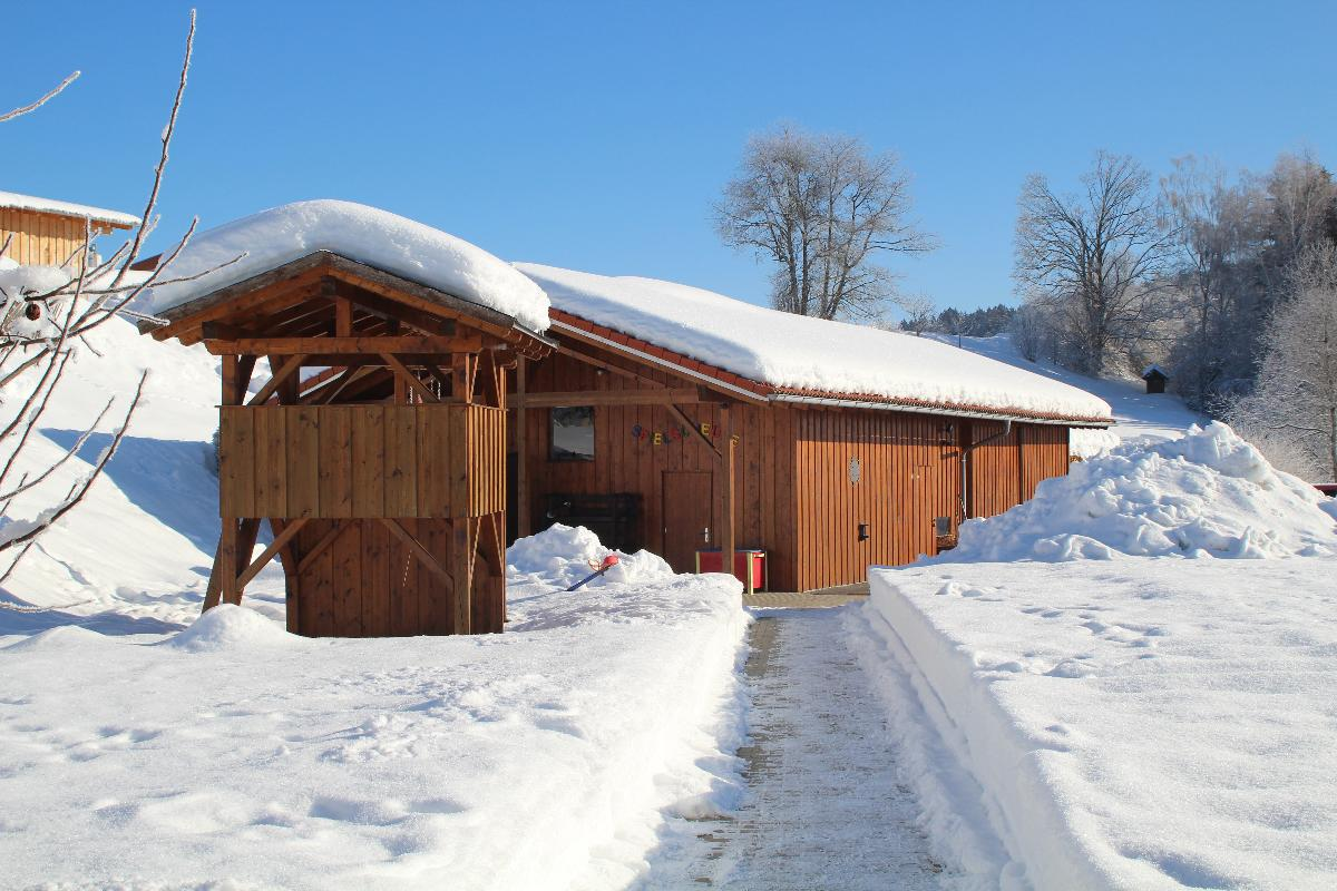 Chalet Leithenwald in Zwiesel