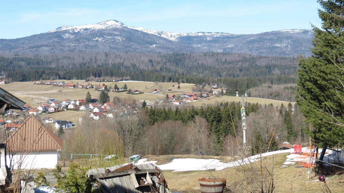 Gästehaus am Goldberg in Riedlhütte
