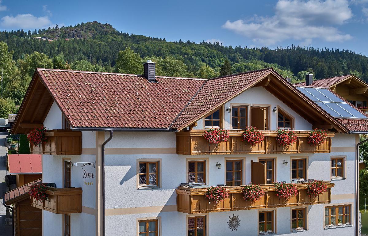 Ferienwohnungen Ambrosius in Bodenmais