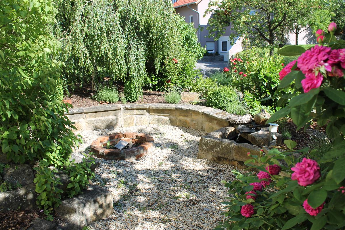 Ferienwohnung Rosi in Ebensfeld