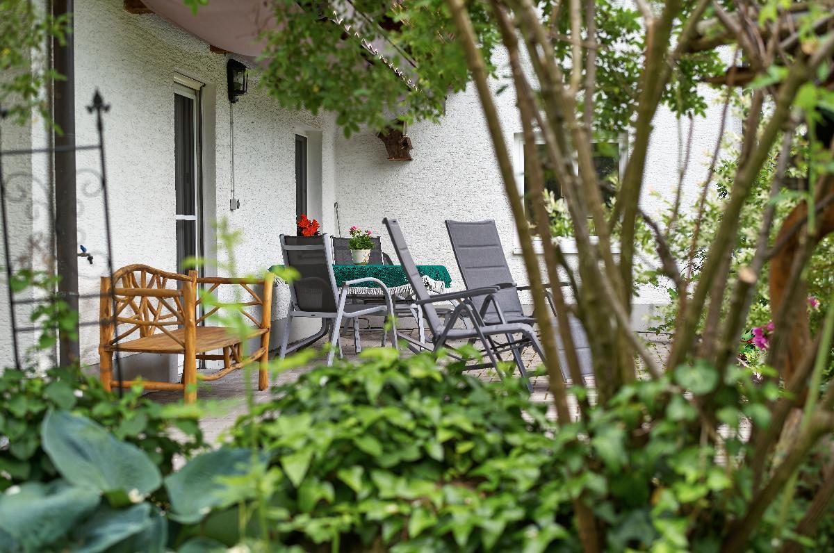 Ferienwohnung Zum Glücksbringer in Bodenmais