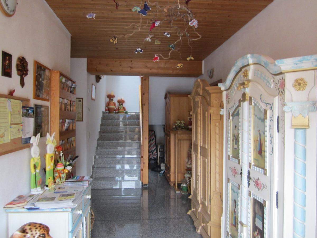 Ferienhaus Klinke in Ebensfeld