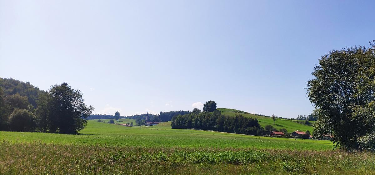 Ferienhof Degenhart in Mauth