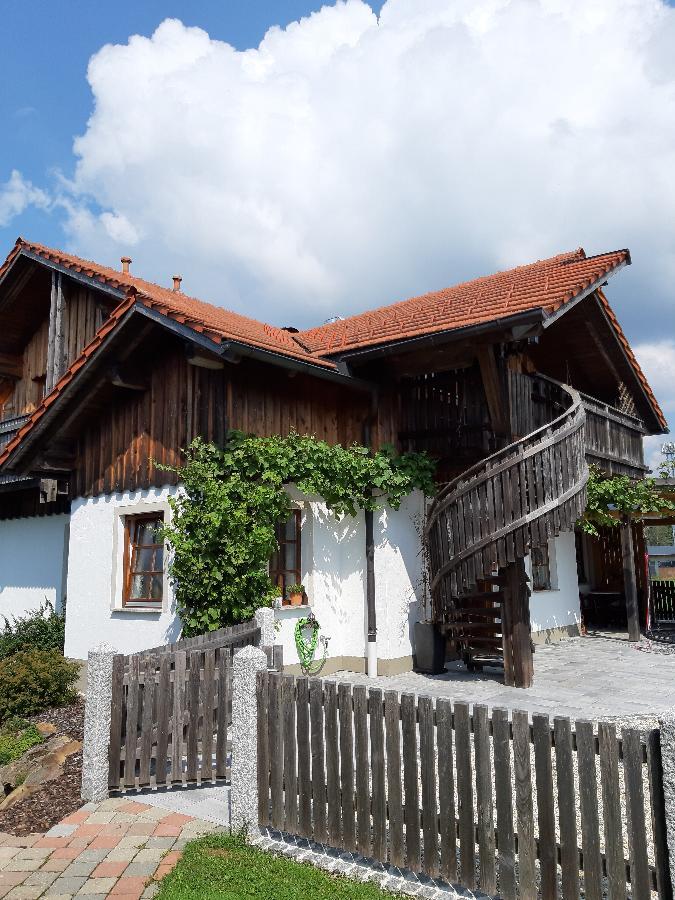 Landhaus am Hochfeld in Neuschönau