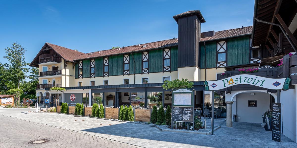 Richsteins Posthotel in Bad Füssing