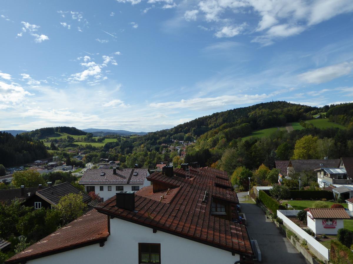 Ferienwohnung Sachsenblick in Grafenau