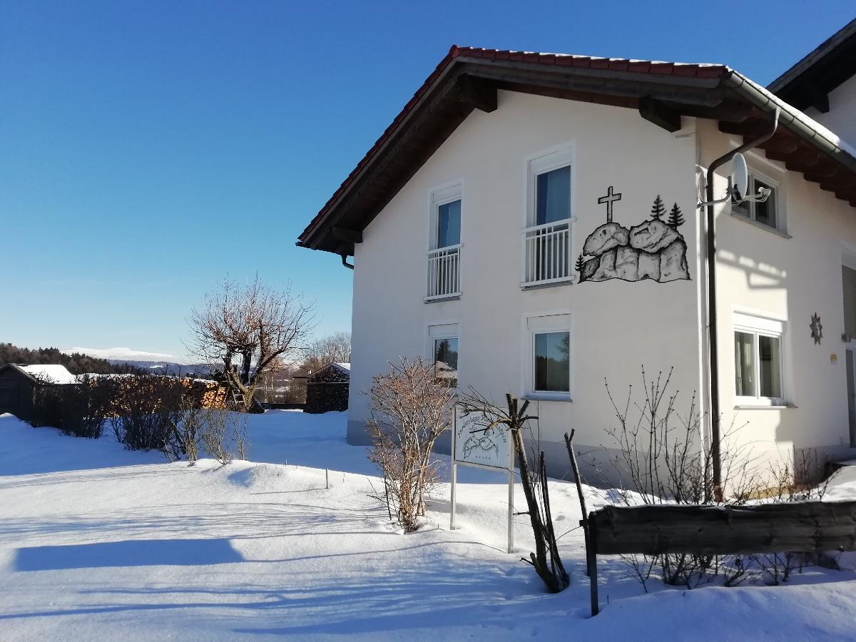 Ferienhaus Plattenstein in Kirchberg i. Wald