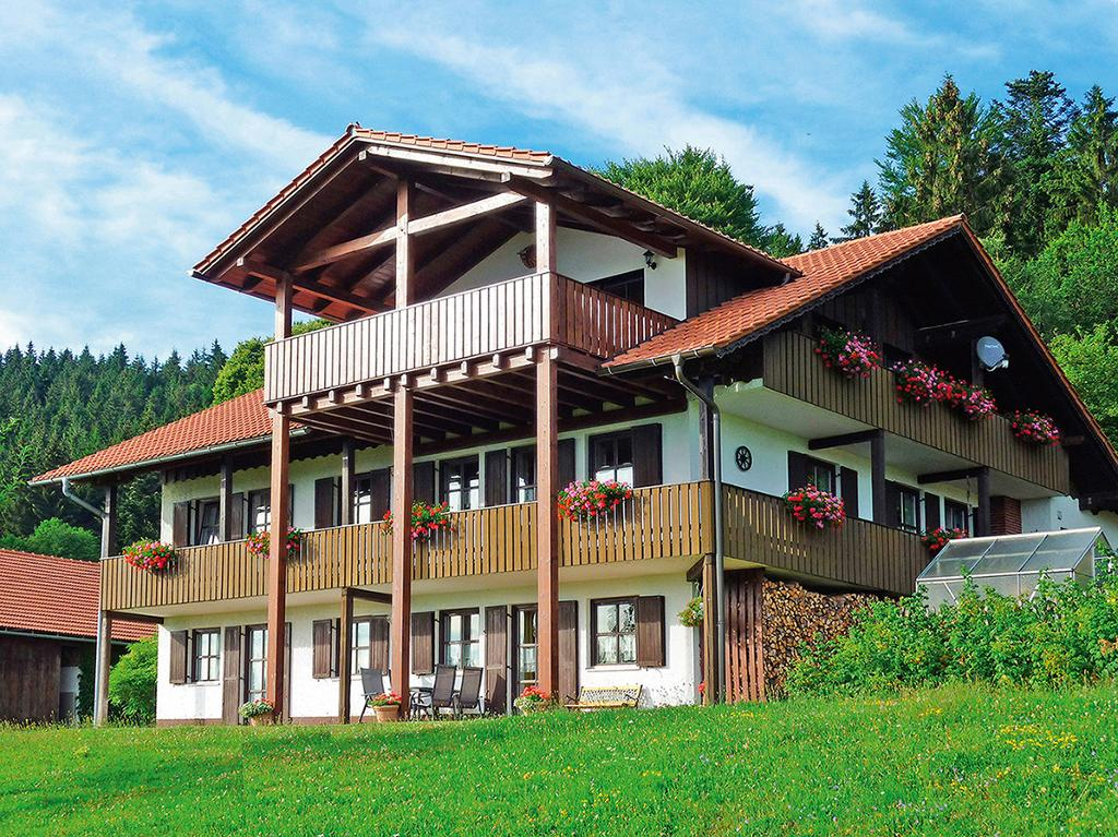 Ferienwohnung Schwarzensteiner in Schwarzach