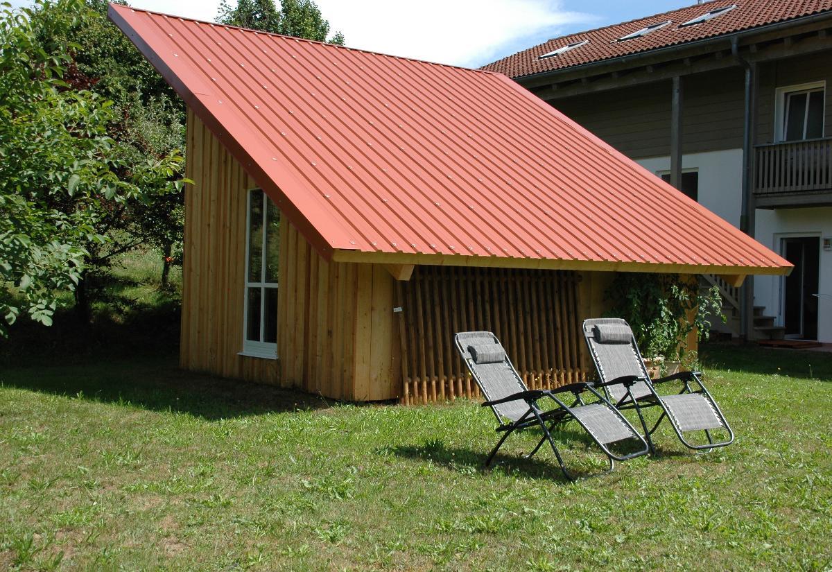 Ferienwohnungen im Grünen in Drachselsried