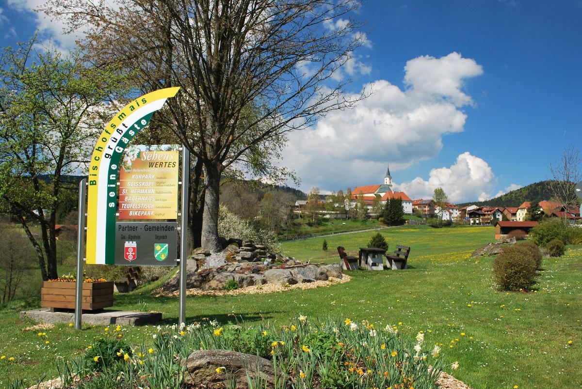 Gasthof Alte Post in Bischofsmais