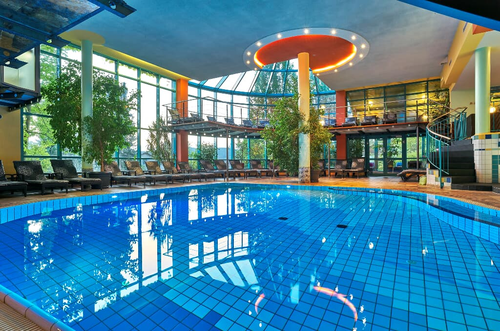 Spirit & SPA Birkenhof am Elfenhain in Grafenwiesen