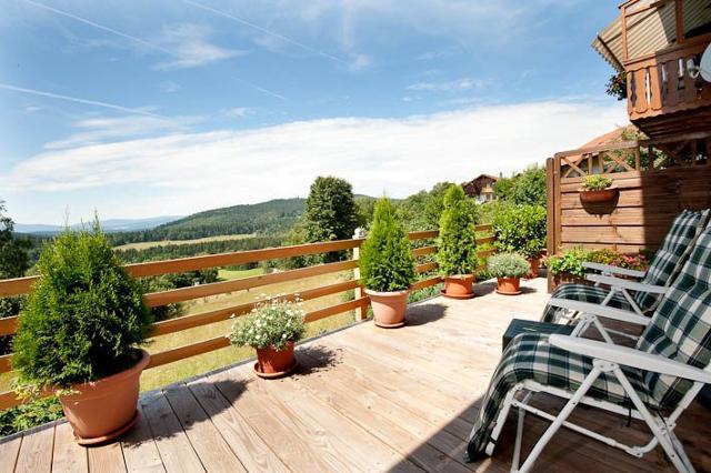 Ferienwohnung Panoramablick in Bodenmais