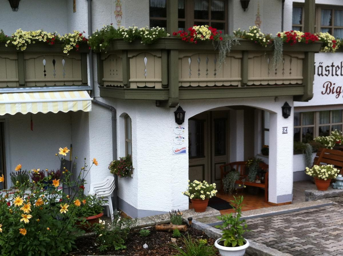 Gästehaus Biggi  in Bodenmais