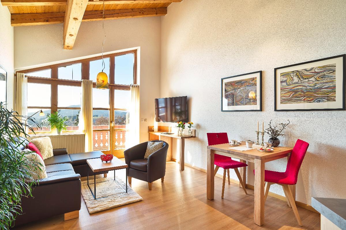 Ferienwohnung Landhaus Florian in Bodenmais