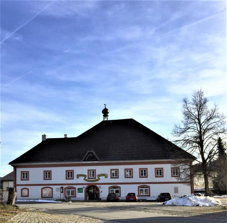 Wohnpark Bierhütte in Hohenau