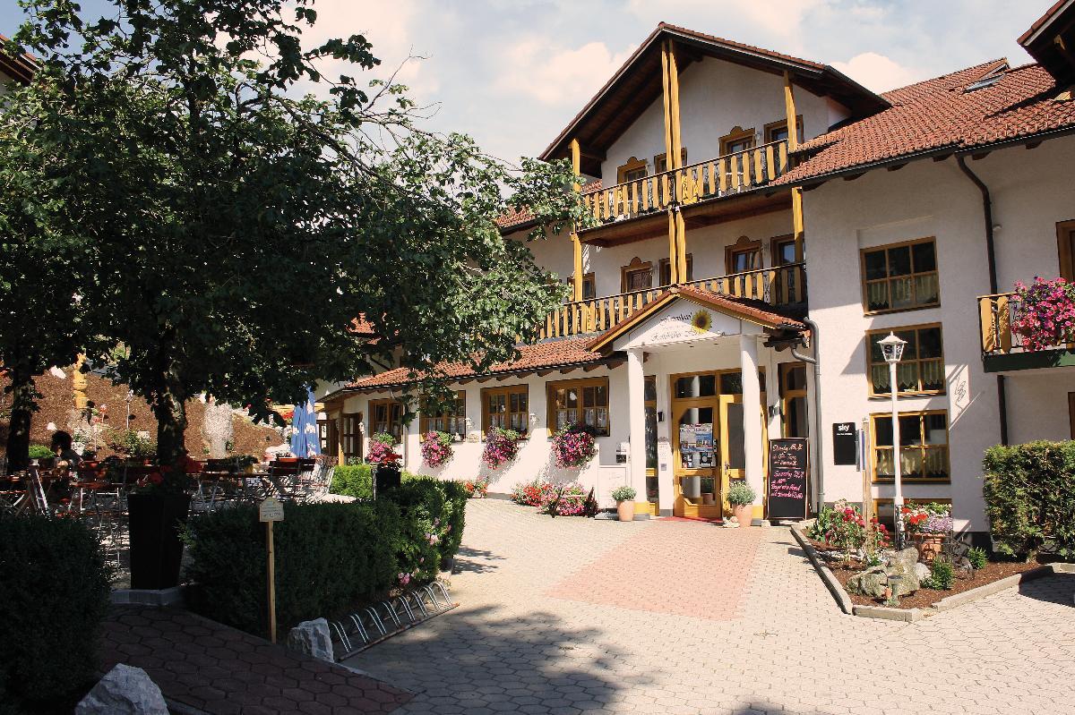 Ferienhotel Rothbacher Hof in Bodenmais