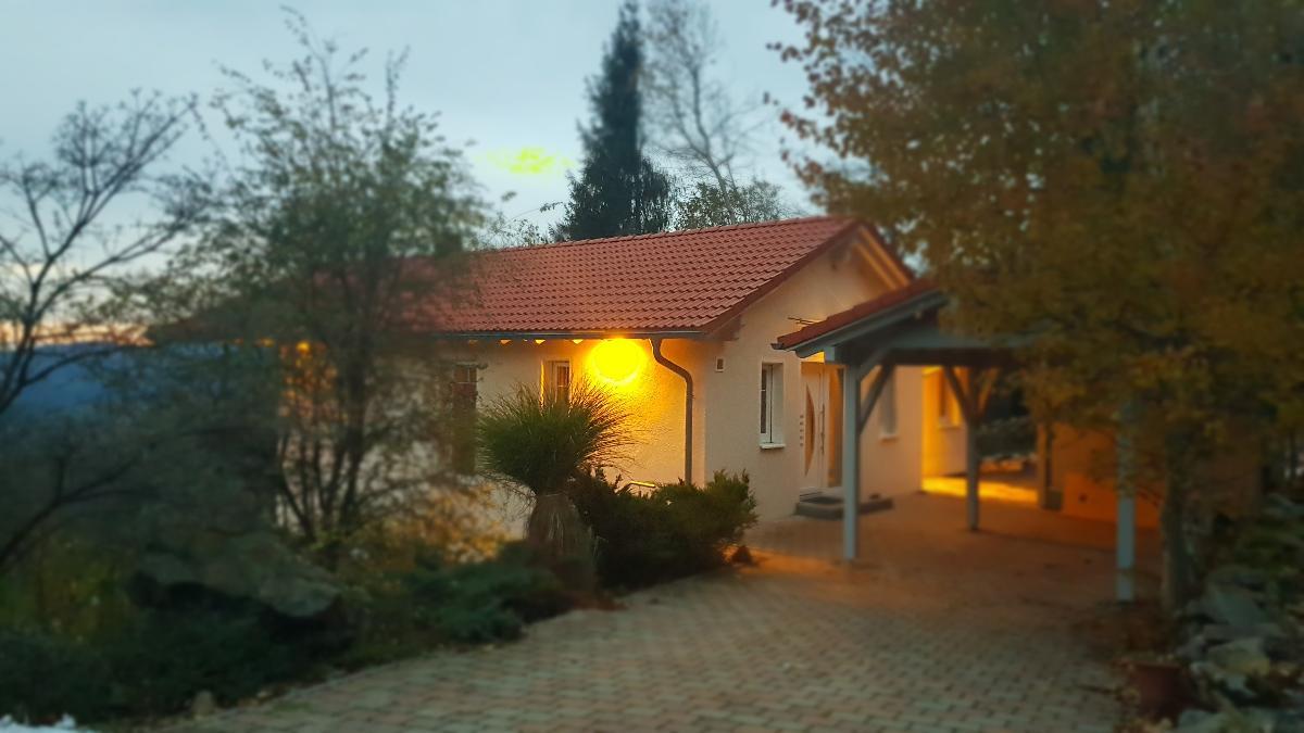 Das Ferienhaus Kindermann in Schöfweg