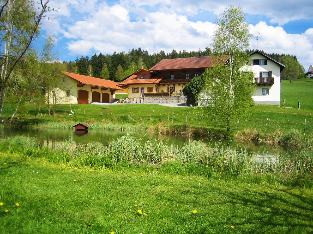 Ferienwohnung Josef Müller in Arnbruck