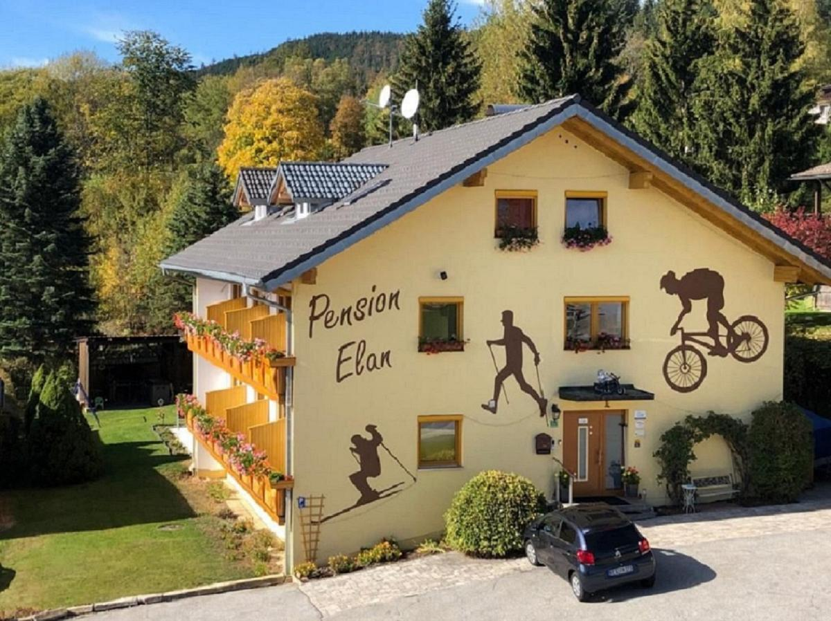 Pension Elan in Bayerisch Eisenstein