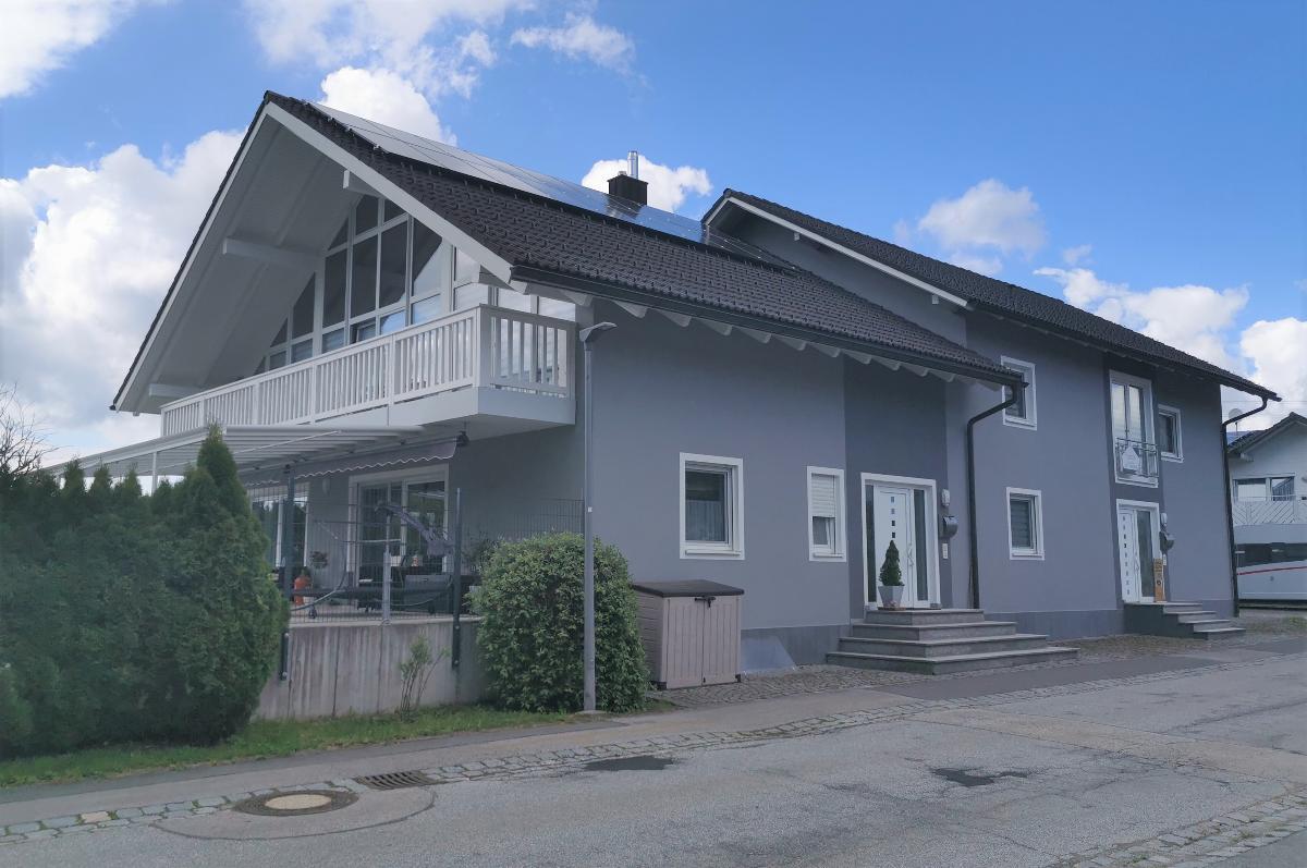 Ferienwohnung Neuerer in Sankt Oswald-Riedlhütte