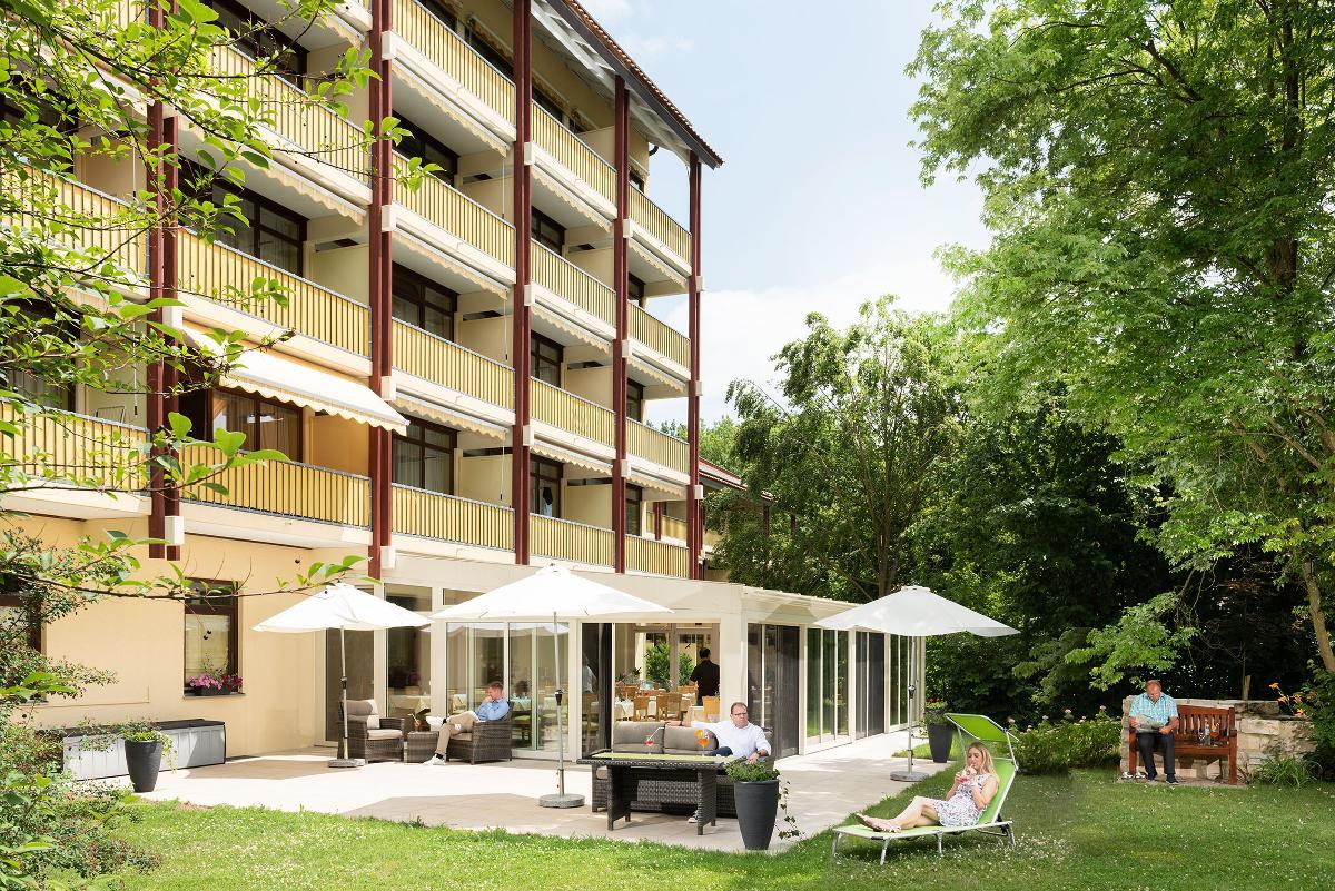Appartement - Hotel Victoria in Bad Füssing